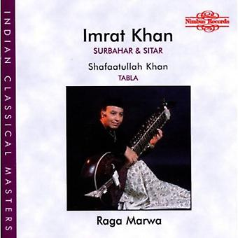 Khan, I/Khan, S - Surbahar & Sitar [CD] USA import