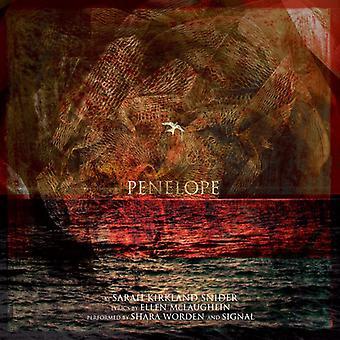 S.K. Snider - Sarah Kirkland Snider: Penelope [CD] USA import