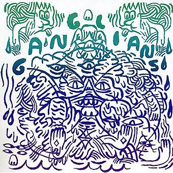 Ganglians - Monster hoved værelse [CD] USA importerer
