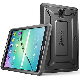 SUPCASE, Galaxy Tab S3 9,7 tilfellet Unicorn Beetle Pro serien, hele kroppen robuste beskyttelsesetui