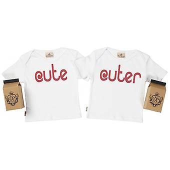 Spoilt Rotten Cute & Cuter Toddler T-Shirt