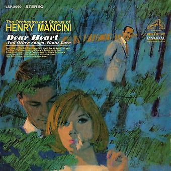 Henry Mancini - Dear Heart and Other Songs About Love [CD] USA import