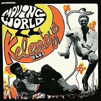 Kelenkye Band - flytte verden [CD] USA import
