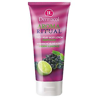 Dermacol  Aroma Ritual Body Lotion Uva & Lime