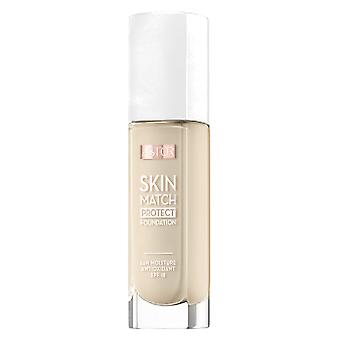 Astor Skin match protect foundation Spf20