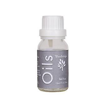 Woolbridge Tea Tree Essential Tealight Oil 15ml
