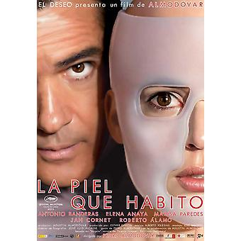 La piel que habito en Movie Poster (11 x 17)