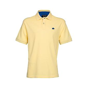 New Signature Polo - Lemon