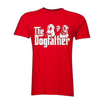 Alexis Sanchez - The Dogfather T-Shirt (Red)