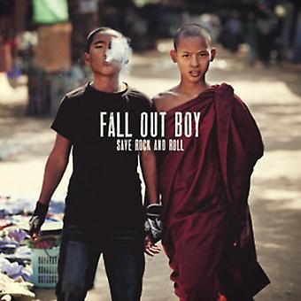 Caída muchacho hacia fuera - Save Rock & Roll [vinilo] USA importar