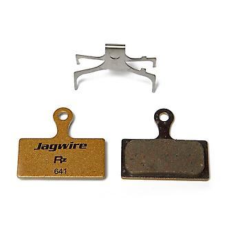 New Jagwire Cycling Gear Shimano Mountain Pro Brake Pads Black