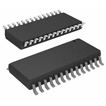 Embedded microcontroller PIC18F2455-I/SO SOIC 28 Microchip Technology 8-Bit 48 MHz I/O number 24
