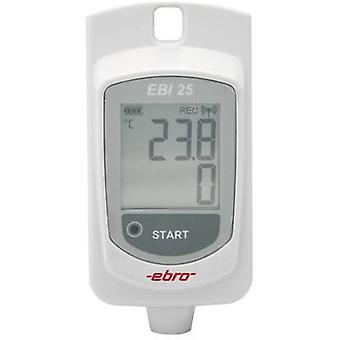 ebro EBI 25-T Wireless Temperature Data Logger internal sensor