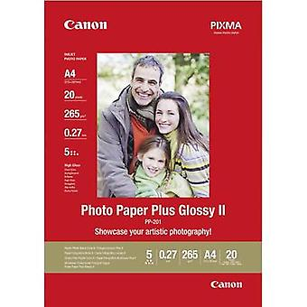 Photo paper Canon Photo Paper Plus Glossy II PP-201 2311B019 A4