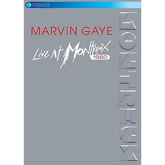 Marvin Gaye - Live at Montreux 1980 [DVD] USA import