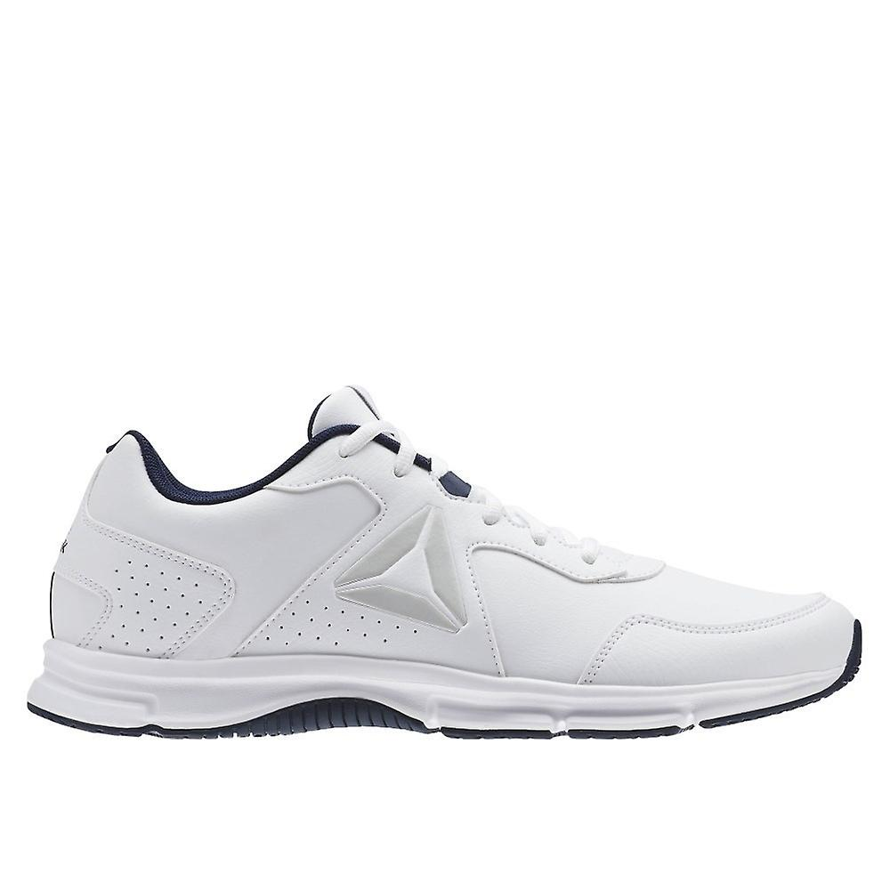 Reebok Express Runner SL Whitecoll Navystee BS8860 Universal alle Jahr Männer Schuhe
