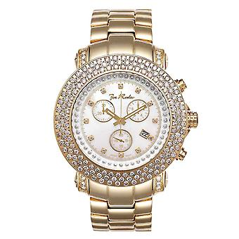 Reloj Joe Rodeo diamante hombres - quilates de oro JUNIOR 6