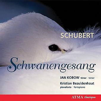Schubert/Mendelssohn - Schubert: Schwanengesang [CD] USA import