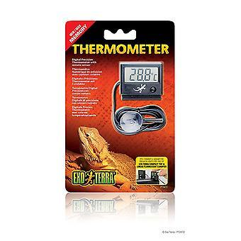 Exo Terra Reptile cyfrowy Terrarium termometr z sondą
