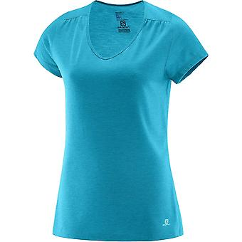 SALOMON WOMENS ELLIPSE SHORT SLEEVE TEE