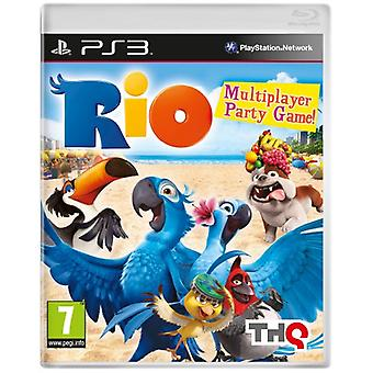 Rio (PS3) - Factory Sealed