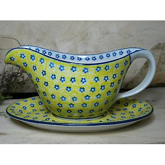 Noble sauce boat with saucer, max. 700 ml tradition 20 - BSN 60707