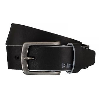LLOYD Men's belt belts men's belts leather belt cowhide black 5401