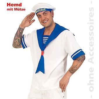 Sailor costume men's sea-faring sailor Leichtmatrose Mr costume