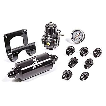 AEROMOTIVE 17256 STEALTH BYPAS CARB SYSTEM