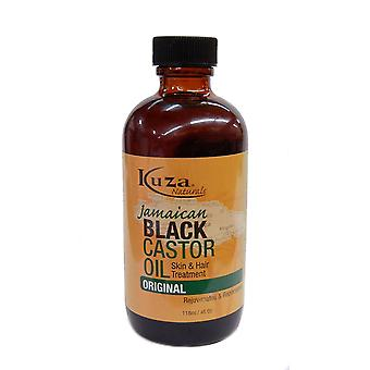 Kuza Jamaican Black Castor Oil Original 4oz