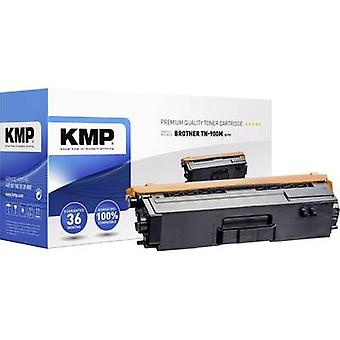 KMP Toner cartridge replaced Brother TN-900M, TN900M Compatible Magenta 6000 pages B-T71