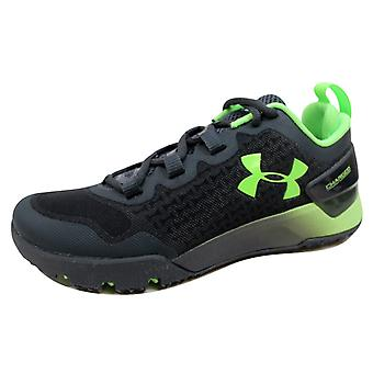 Under Armour opłata Ultimate TR Low męskie Stealth szary/Hyper zielony 1275331-008