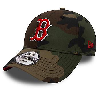 New Era 9FORTY Boston Red Sox Adjustable Baseball Cap