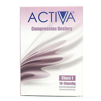 Activa Compression Tights Tights Cl1 Stock B/Knee Sand 259-0487 Ex-Lge