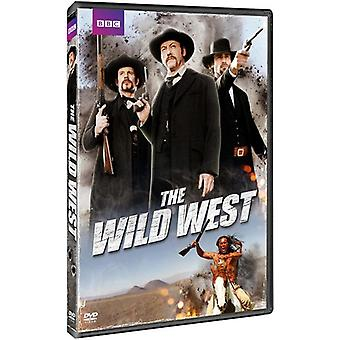 Importer des USA de Far West [DVD]