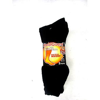 Mens HeatGuard Super Thermal Sock Pack of 3