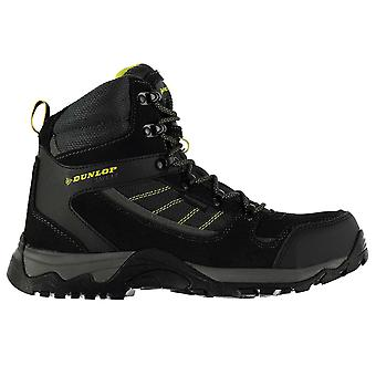 Dunlop Mens Waterproof Hiker Safety Boots Lace Up Shock Absorb Lightweight Shoes