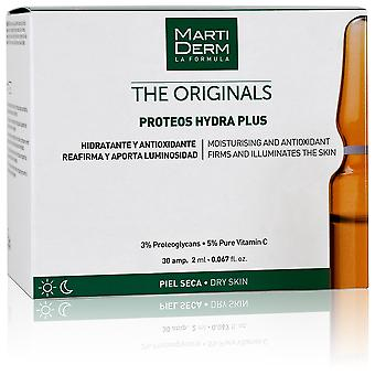 Martiderm Hydrating Ampoules Proteoglycans (Cosmetics , Face , Concentrates)