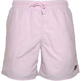 Lyle & Scott Classic Swim Shorts, Dusky Lilac