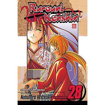 Rurouni Kenshin de Nobuhiro Watsuki - libro 9781421506753
