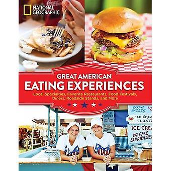 Grand américain manger expériences - spécialités locales - Resta préférés