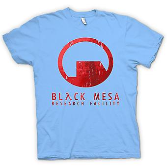 Womens T-shirt - Black Mesa Research Facility BMRF - Gamer
