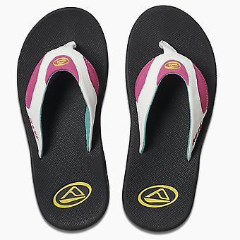 Reef Womens Sandals With Bottle Opener ~ Fanning bright nights