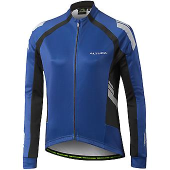 Altura Night Blue-Black 2017 Nightvision 2 Commuter Womens Long Sleeved Cycling