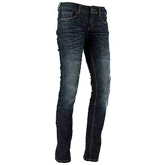 Richa Blue Skinny Womens Motorcycle Jeans