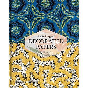 Une anthologie des papiers décorés - un Sourcebook pour les concepteurs de P.J.M