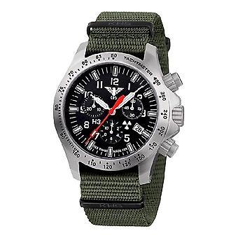 KHS watches mens watch platoon chronograph LDR KHS. PCLDR.NO