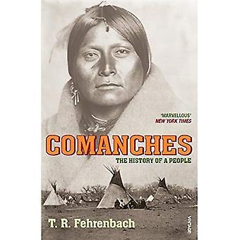 Comanches: La historia de un pueblo
