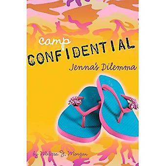 Jenna's Dilemma (Camp Confidential)