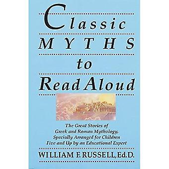 Klassieke mythen voorgelezen